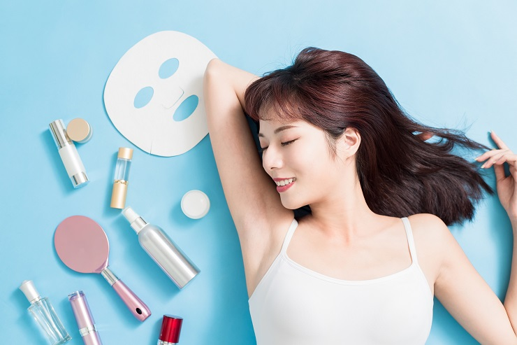 secrets behind korean skin