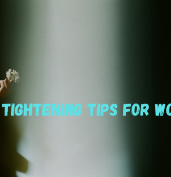 skin tightening tips for women