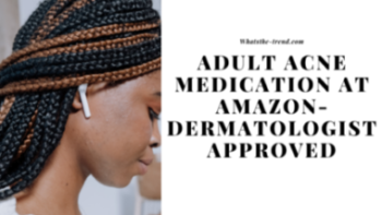 Adult Acne Medication At Amazon